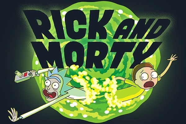 Ricka nd Morty RPG